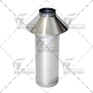 Труба коаксиальная с зонтом CCRH