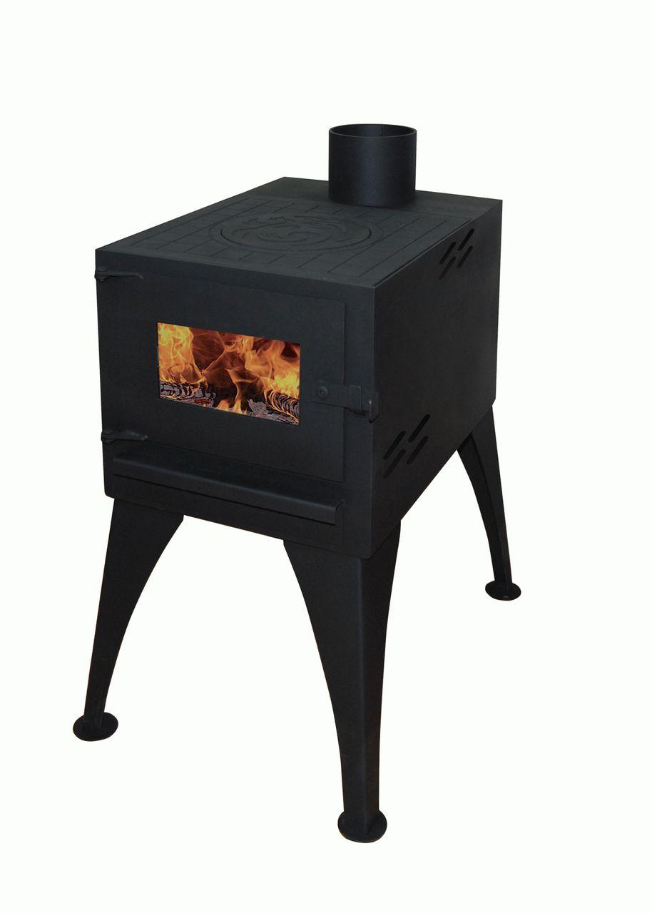 Печь-мангал КЕЛЬН ТУРБО с плитой