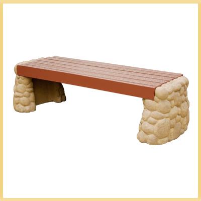САДОВАЯ СКАМЕЙКА (каменное основание для скамеек)
