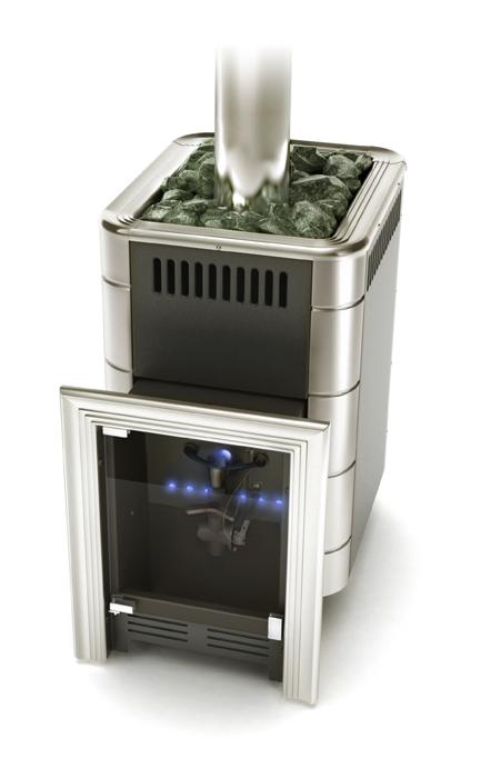 Уренгой (Газовая банная печь) Антрацит